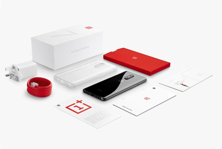 OnePlus 7 Pro 盒装物件