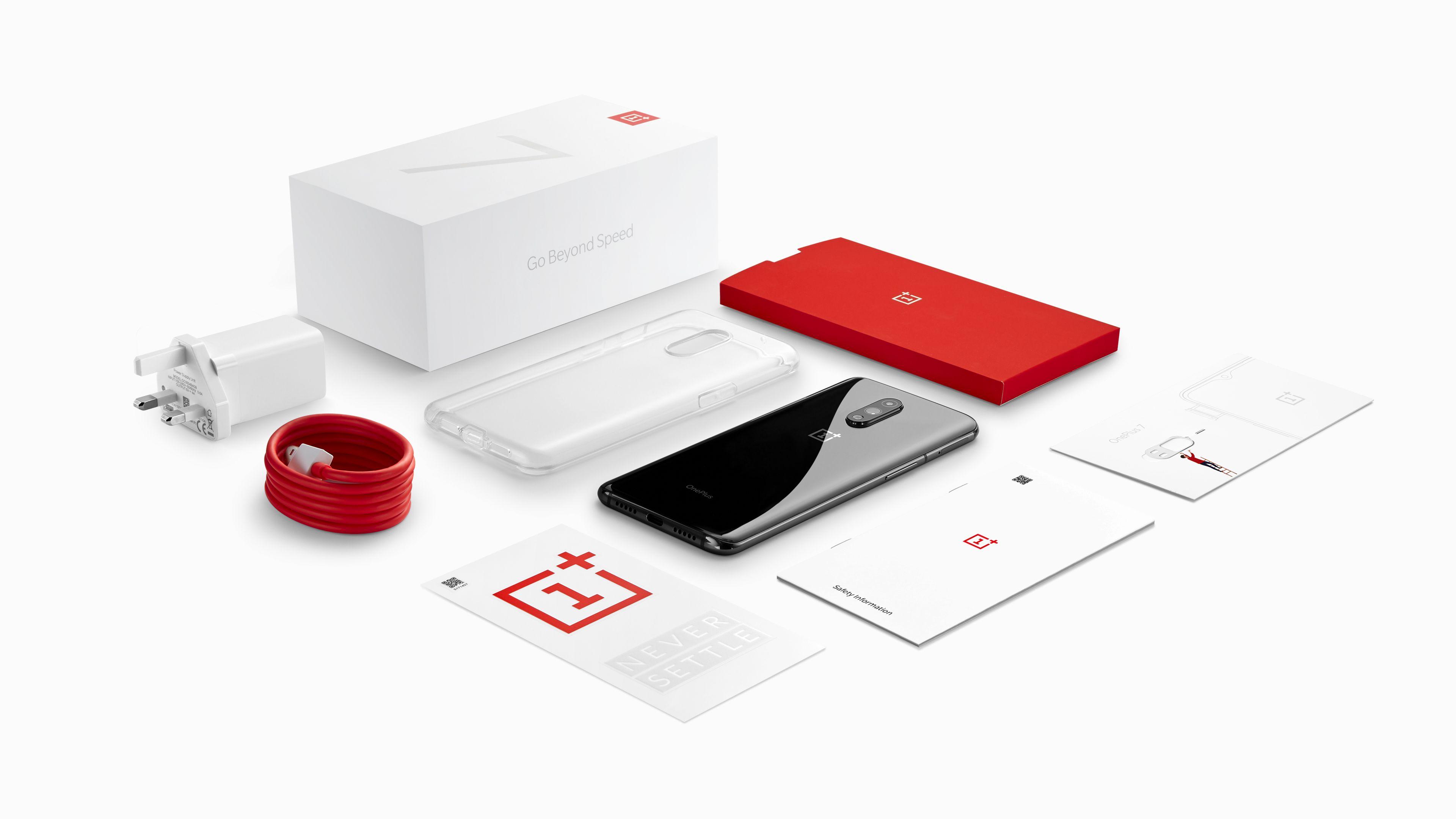 OnePlus 7 盒装物件