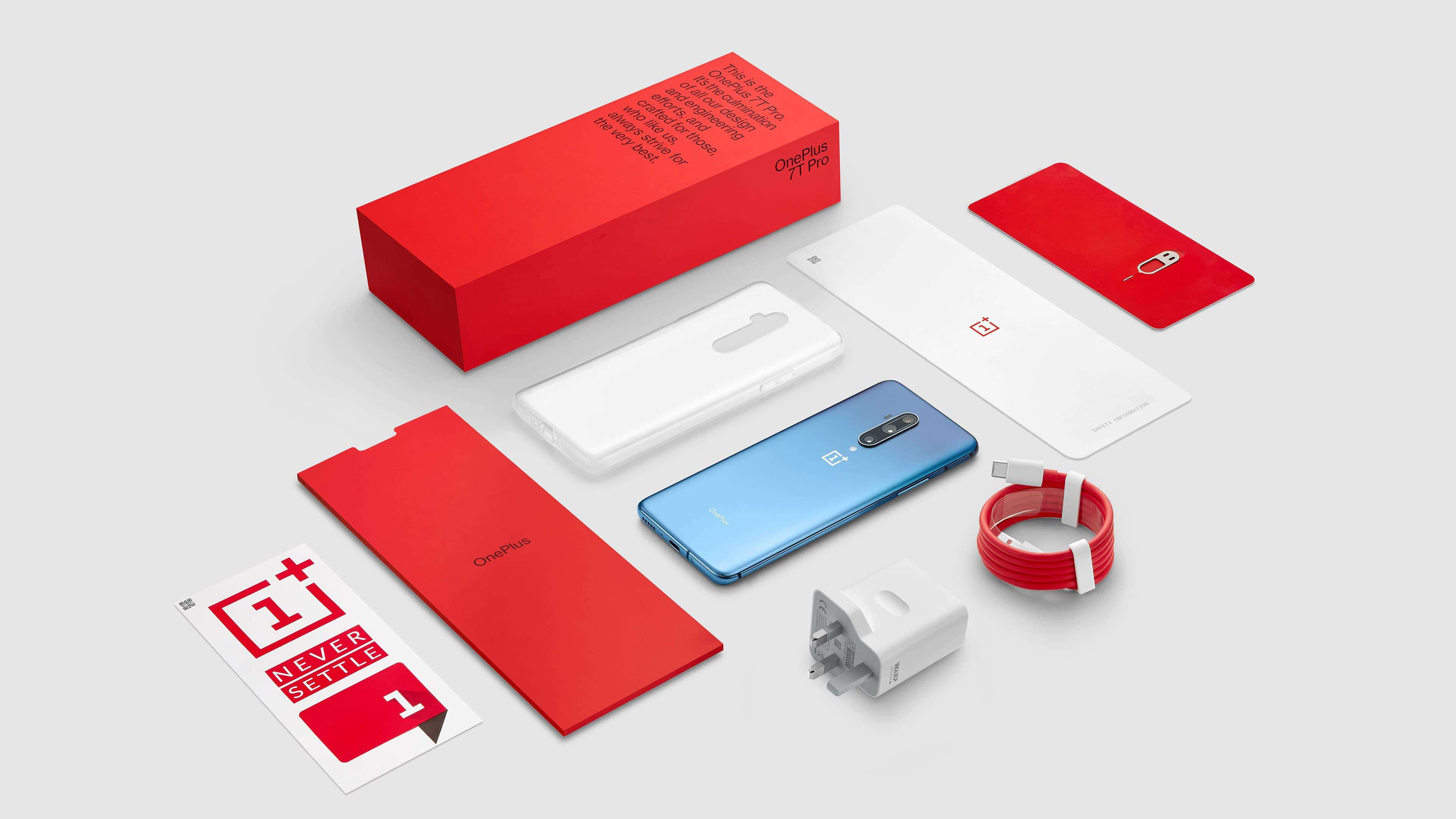 OnePlus 借由 OnePlus 7T 系列诠释对速度的追求 14