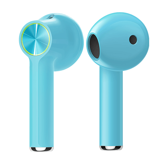 OnePlus Buds in Blue