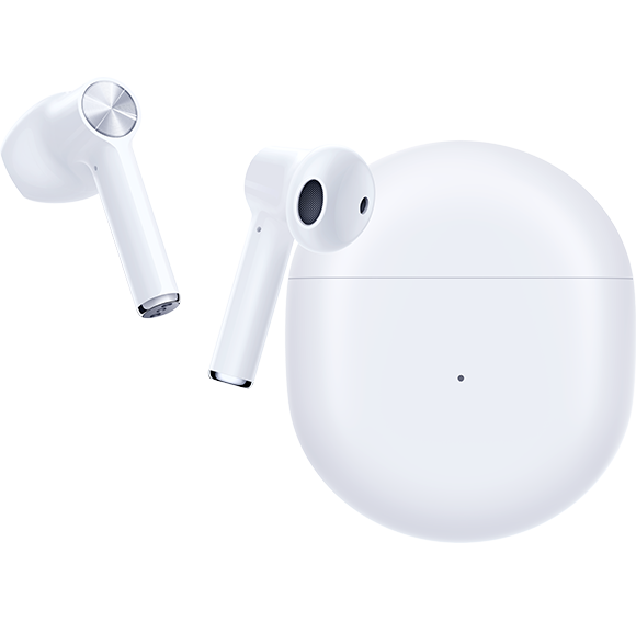 OnePlus Buds White with Case