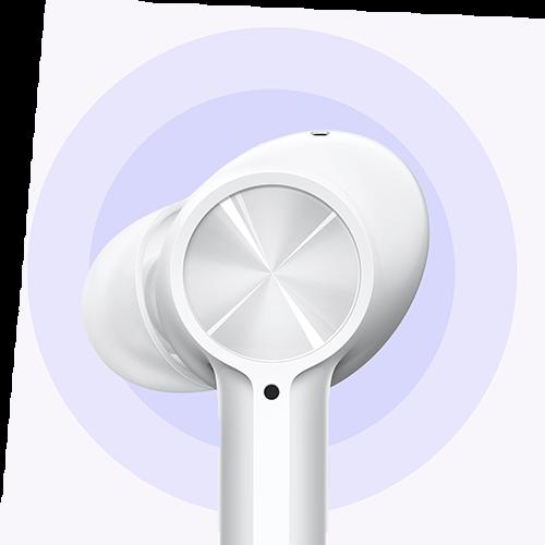 OnePlus Buds Z Bass Boost Design