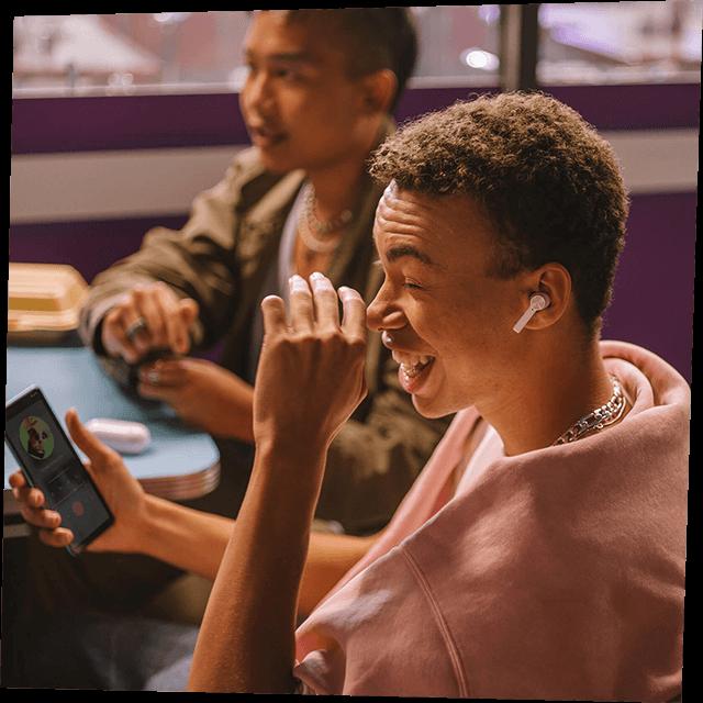 OnePlus Buds Z Male Model Demo